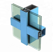Office Furniture Aluminium Profile Frame Untuk Partisi Kaca
